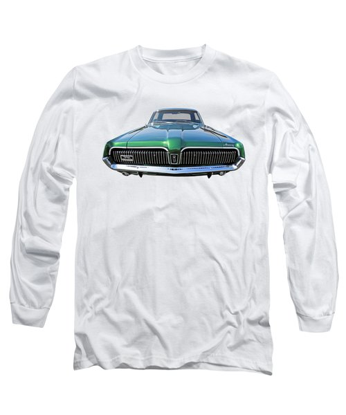 Green With Envy - 68 Mercury Long Sleeve T-Shirt