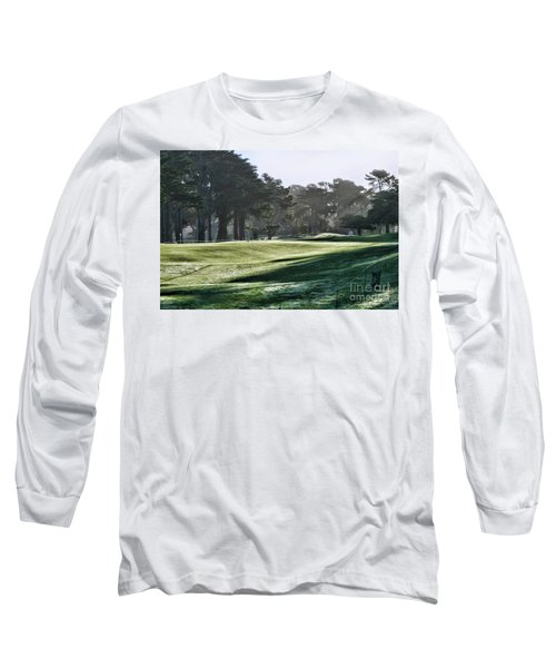 Greens Golf Harding Park San Francisco  Long Sleeve T-Shirt