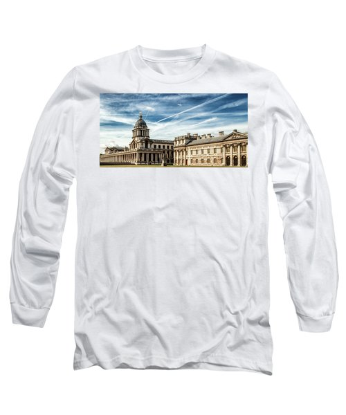 Greenwich University Long Sleeve T-Shirt