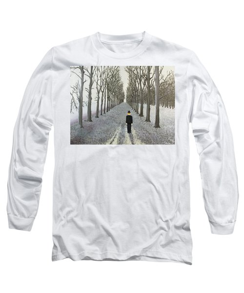 Grey Day Long Sleeve T-Shirt