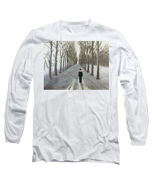 Grey Day Long Sleeve T-Shirt