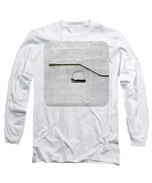 Grey Matter Long Sleeve T-Shirt by Ethna Gillespie