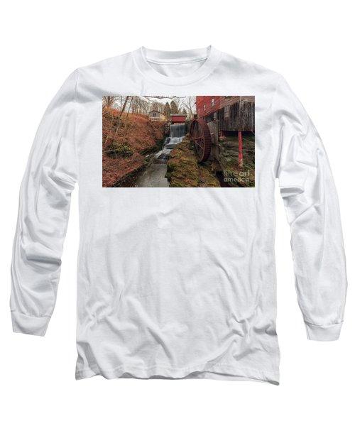Grist Mill II Long Sleeve T-Shirt