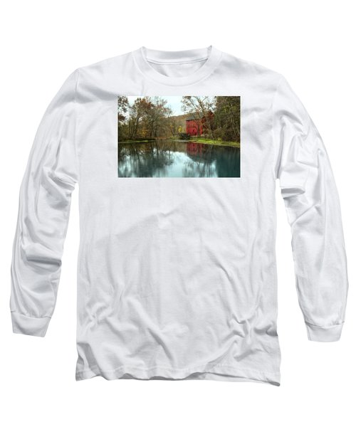 Grist Mill Wreflections Long Sleeve T-Shirt