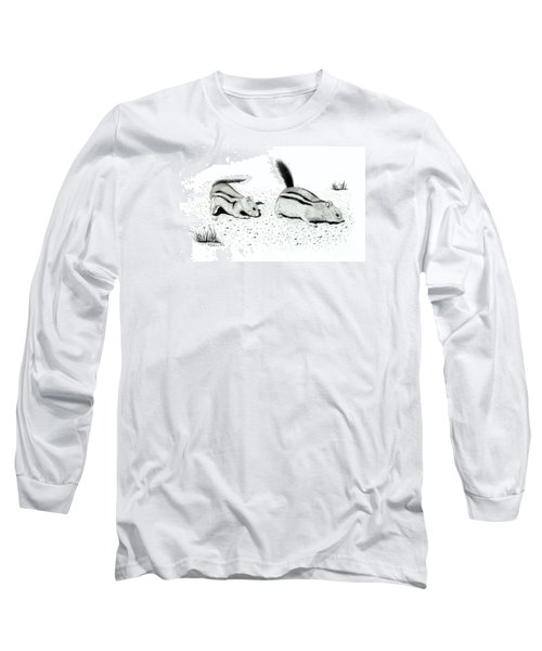 Ground Squirrels Long Sleeve T-Shirt