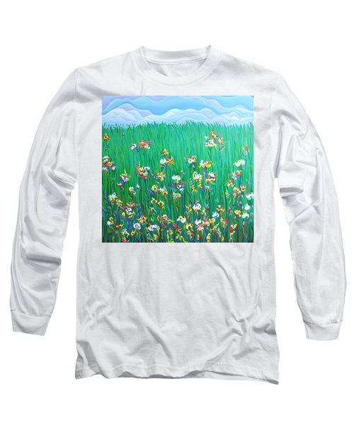 Grown To Distraction Long Sleeve T-Shirt