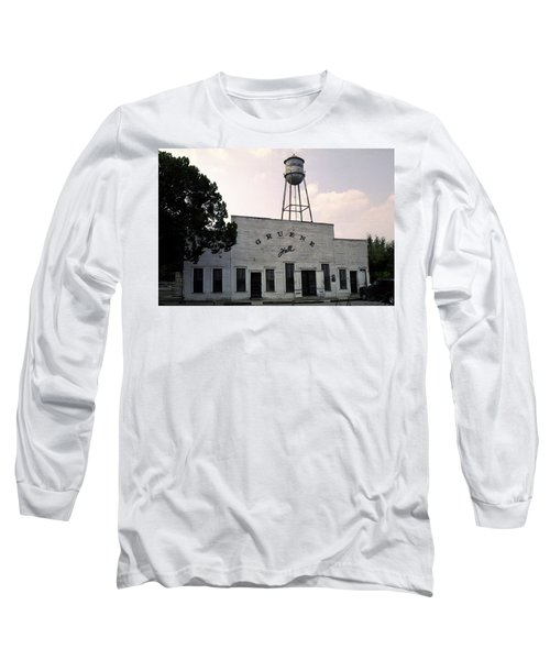 Gruene Hall Long Sleeve T-Shirt
