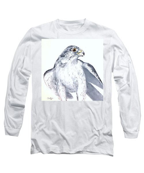 Gryfalcon Portrait Long Sleeve T-Shirt