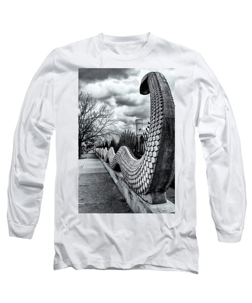 Guading The Castle Long Sleeve T-Shirt