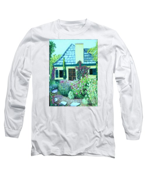 Guest Cottage Long Sleeve T-Shirt