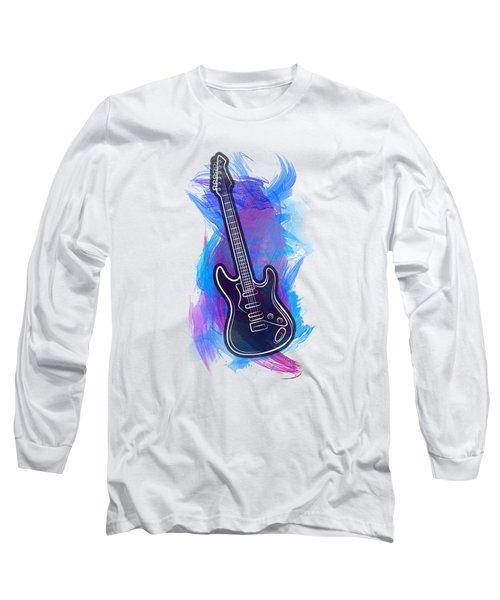 Guitar Craze Long Sleeve T-Shirt
