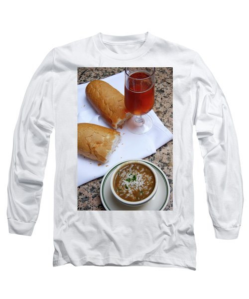 Gumbo Lunch Long Sleeve T-Shirt