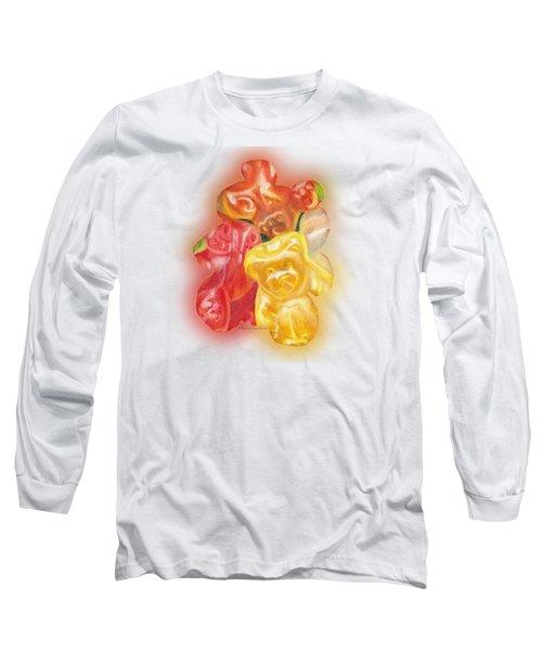 Gummy Bear Long Sleeve T-Shirt