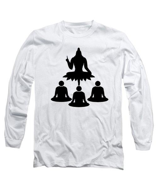 Guru Parampara Long Sleeve T-Shirt
