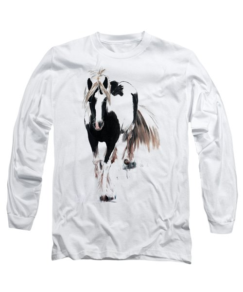 Gypsy Vanner Long Sleeve T-Shirt