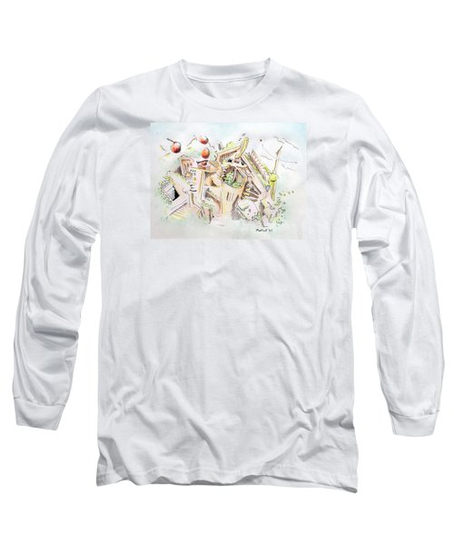 Habitat Long Sleeve T-Shirt