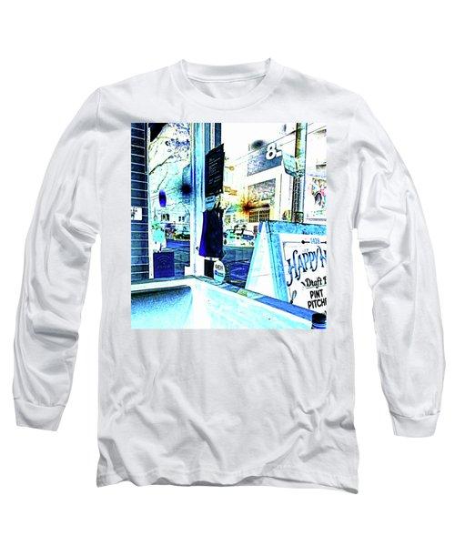 Haight Street San Francisco From 1428 Long Sleeve T-Shirt
