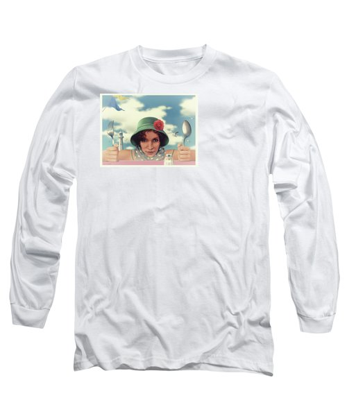 Halcyon Days Long Sleeve T-Shirt