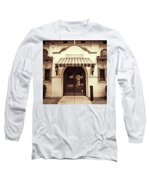 Long Sleeve T-Shirt featuring the photograph Hale by Stephen Stookey