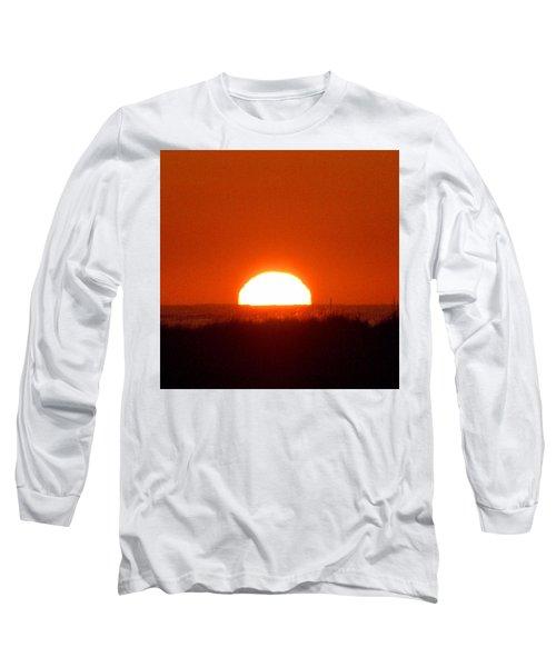 Half Sun Long Sleeve T-Shirt