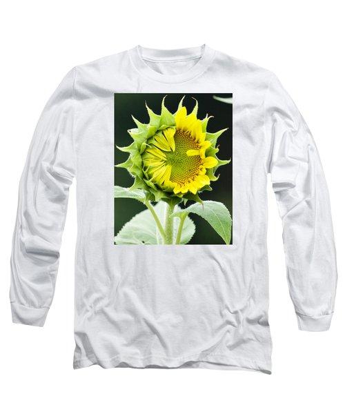 Halfway There Long Sleeve T-Shirt by Tiffany Erdman