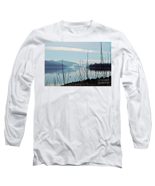 Long Sleeve T-Shirt featuring the photograph Halo On Copper Island by Victor K