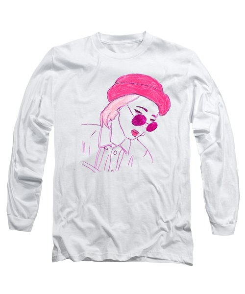 Halsey Long Sleeve T-Shirt by Lucy Frost