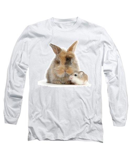 Ham And Bun Long Sleeve T-Shirt