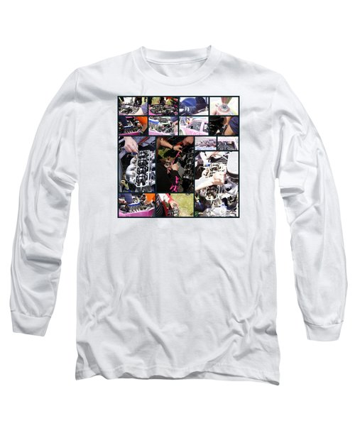 Hands2 Long Sleeve T-Shirt