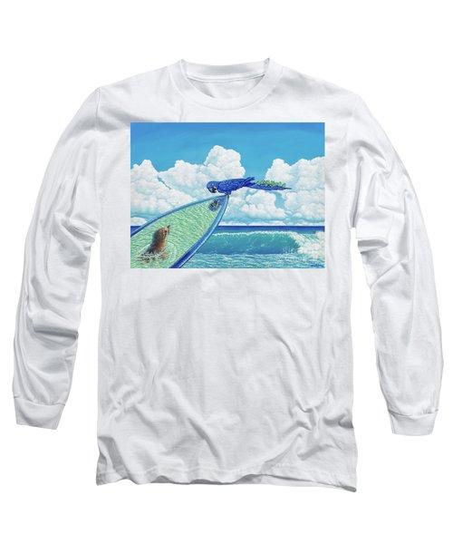 Hang Ten Long Sleeve T-Shirt