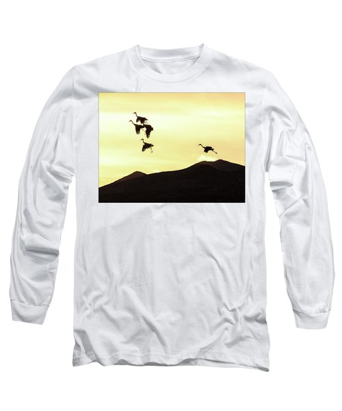 Hang Time Long Sleeve T-Shirt