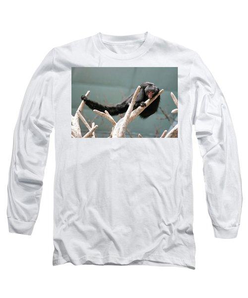 Hanging Loose Long Sleeve T-Shirt