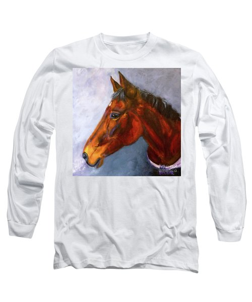 Hanoverian Bay Long Sleeve T-Shirt