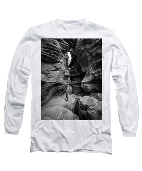 Happy Canyon Long Sleeve T-Shirt