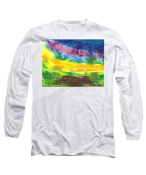 Happy Hour Long Sleeve T-Shirt