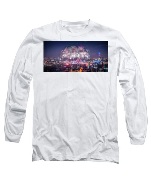 Happy New Year 2018 Long Sleeve T-Shirt