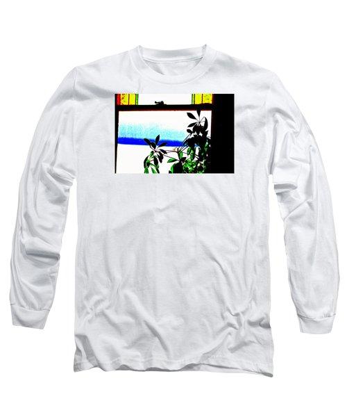 Harbor Side Window Long Sleeve T-Shirt