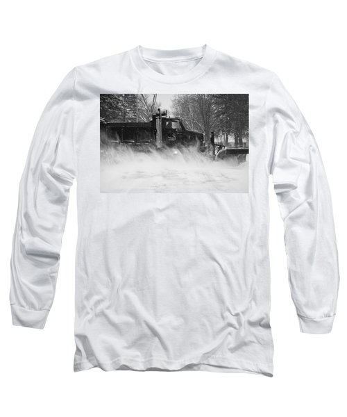Hard At Work Long Sleeve T-Shirt