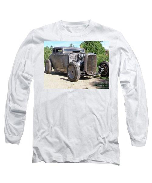 Hard Chop Long Sleeve T-Shirt