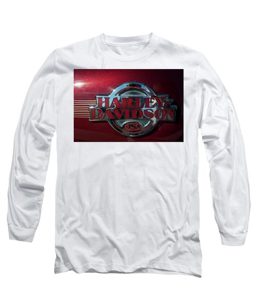 Harley Davidson 12 Long Sleeve T-Shirt