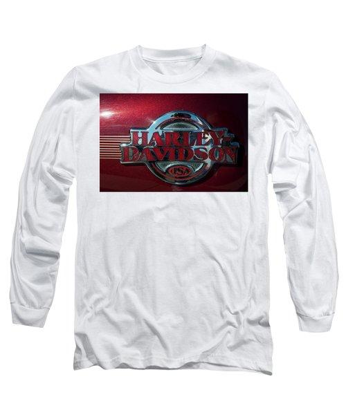 Harley Davidson 12 Long Sleeve T-Shirt