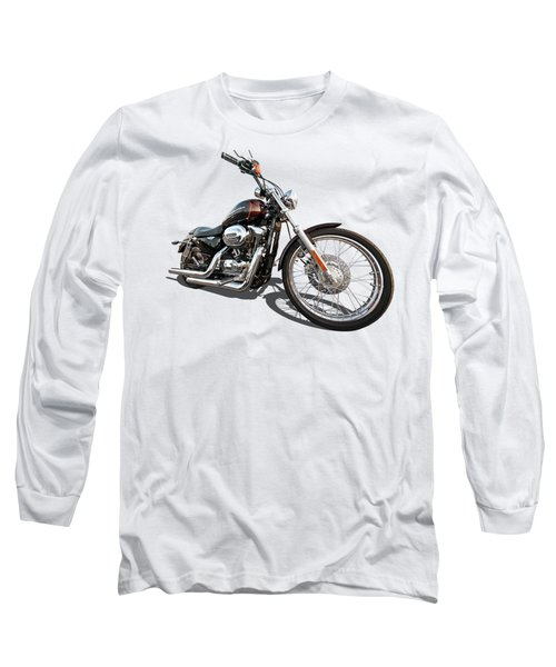 Harley Sportster Xl1200 Custom Long Sleeve T-Shirt