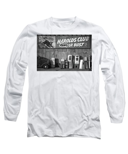 Harold's Club Long Sleeve T-Shirt