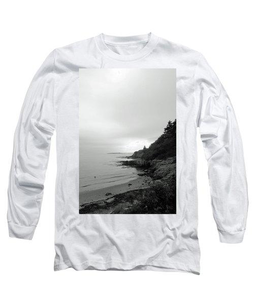 Harpswell, Maine No. 5 Long Sleeve T-Shirt