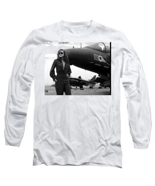 Harrier Base Girl 2 Long Sleeve T-Shirt