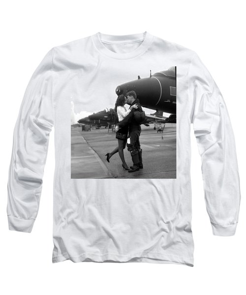 Harrier Base Girl Long Sleeve T-Shirt