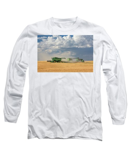 Harvest Clouds Long Sleeve T-Shirt