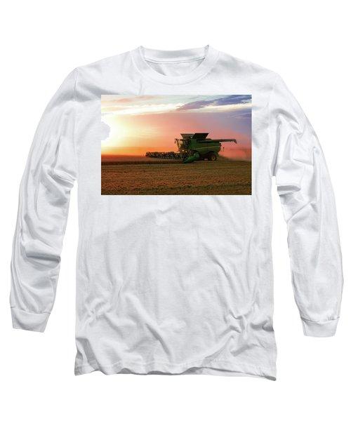 Harvest Colors Long Sleeve T-Shirt
