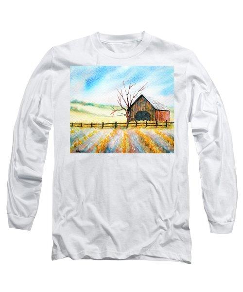 Harvest Season Long Sleeve T-Shirt