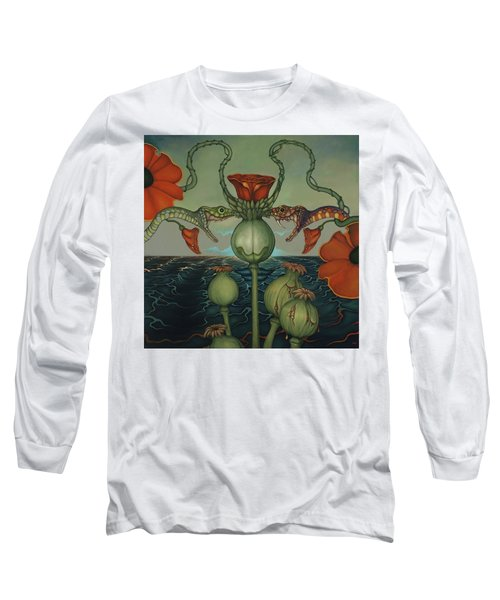 Harvesters Long Sleeve T-Shirt by Andrew Batcheller